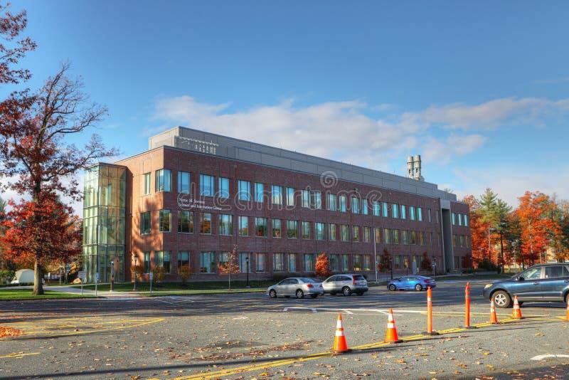 Molino viejo convertido en Westfield, Massachusetts imagen de archivo libre de regalías