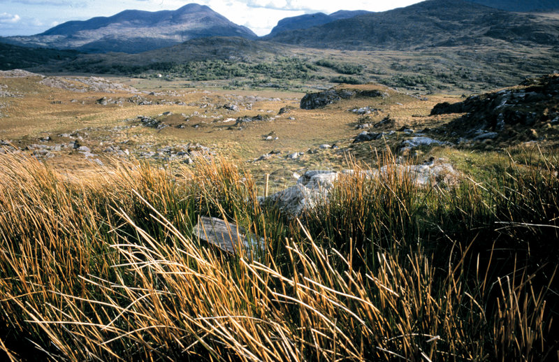 Moll's Gap, Ring of Kerry royalty free stock photography