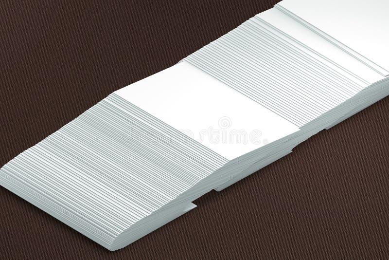 Download Molte Carte Modello Alla Presentazione Immagine Stock - Immagine di copertura, minimalistic: 56876997
