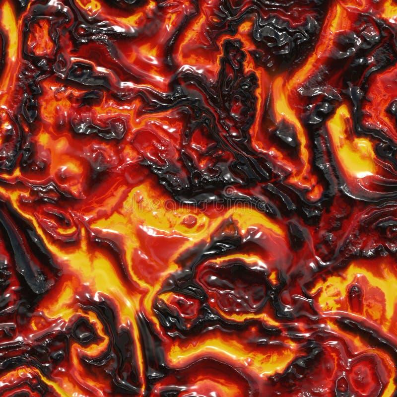 Molten lava stock photos