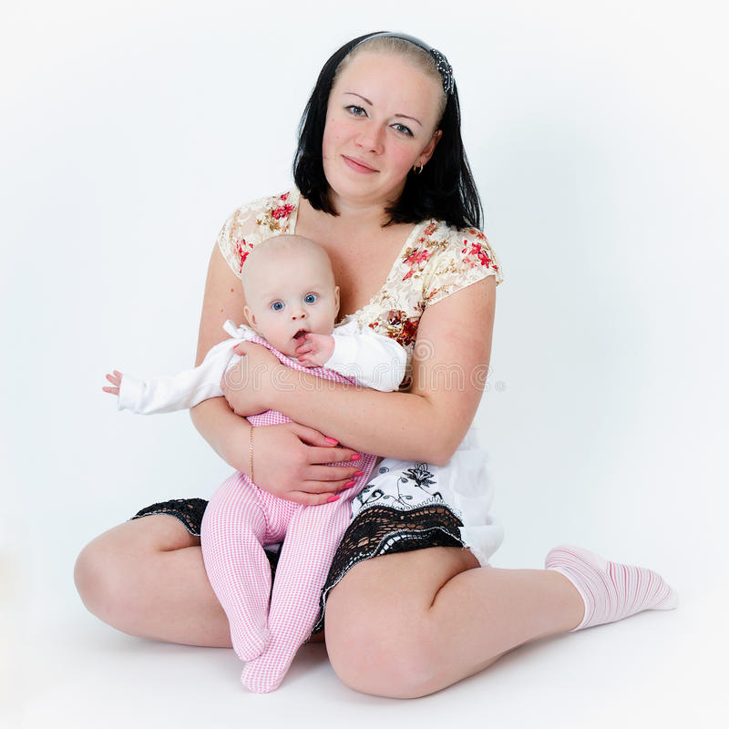 Download Mom And Baby Royalty Free Stock Photography - Image: 26053797