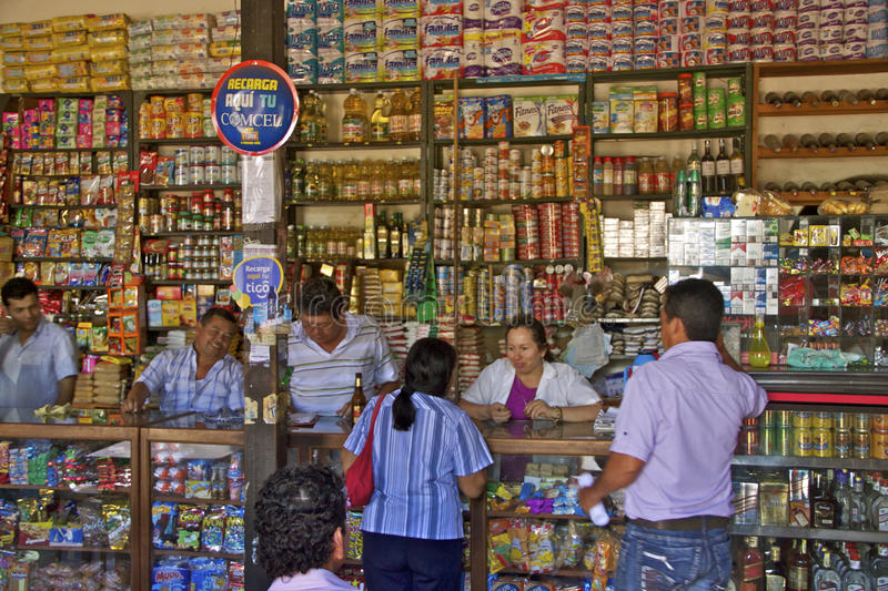 Download Mom-and-dad-store, Barichara, Colombia Editorial Stock Photo - Image: 26602538