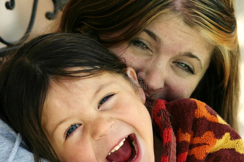 Download Mom and daughter stock photo. Image of relationships, love - 2943026
