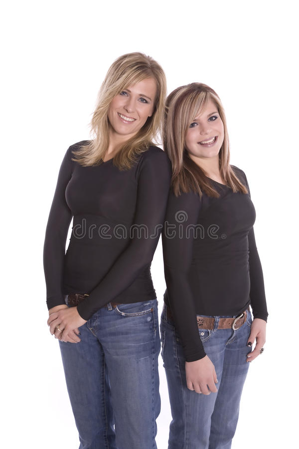 Download Mom and girl stock photo. Image of parenting, togetherness - 12095888