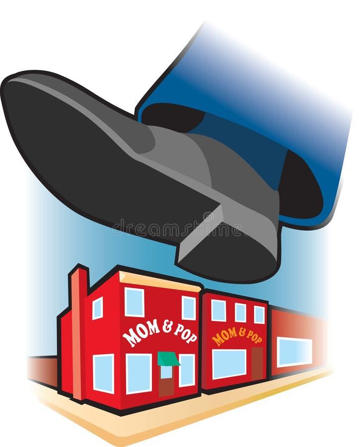 Download Mom and Pop Shop stock vector. Illustration of shop, business - 16412516