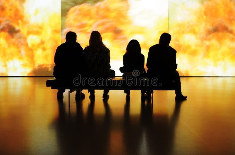 MoMA stockfoto
