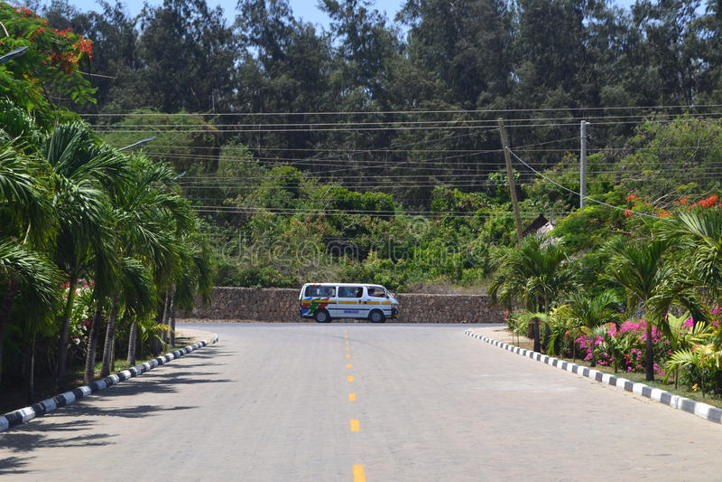 Mombasa bil arkivfoton