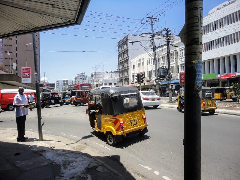 Mombasa, Kenia fotos de archivo