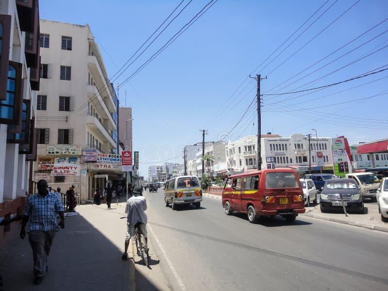 Mombasa, Kenia foto de archivo libre de regalías