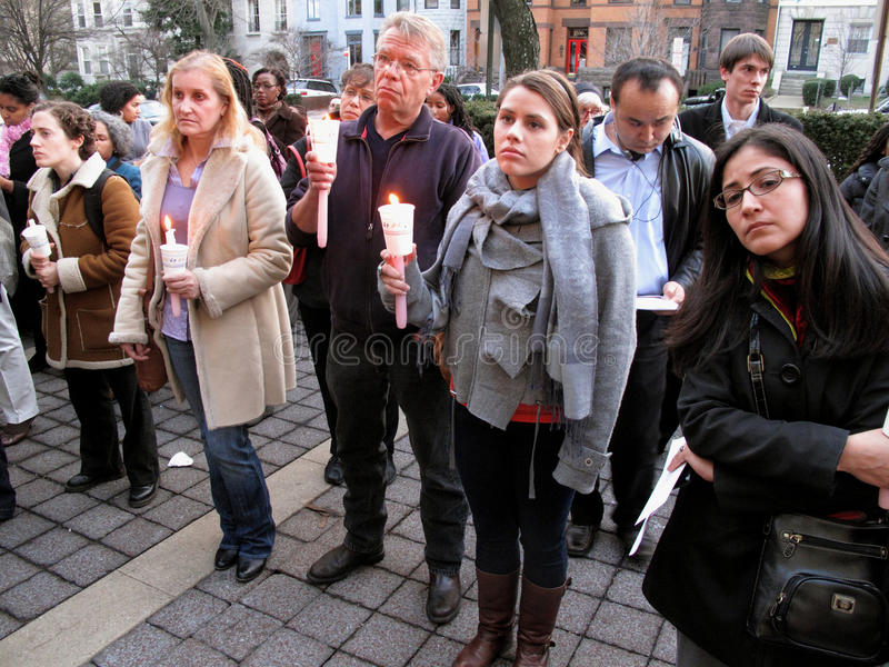 Download A Moment of Silence editorial photo. Image of silence - 12614126