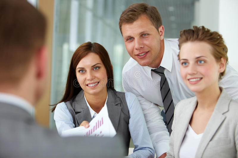 Download Moment Of Work Stock Photos - Image: 22852703