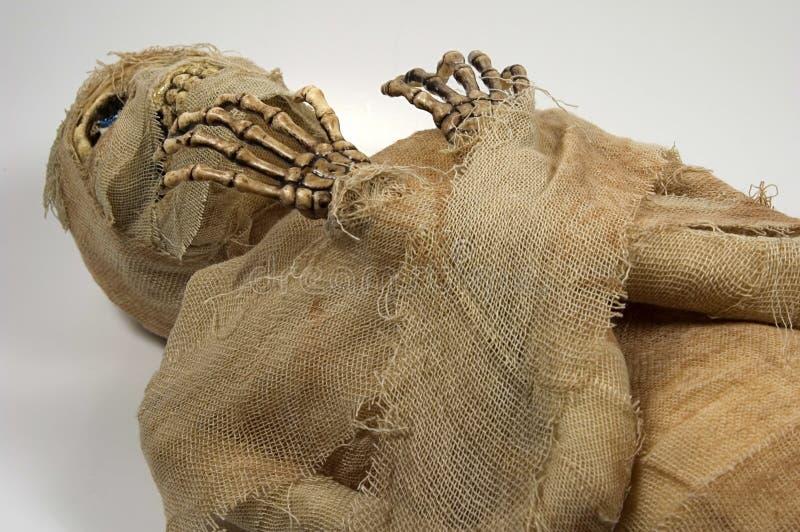Momia fotografía de archivo libre de regalías