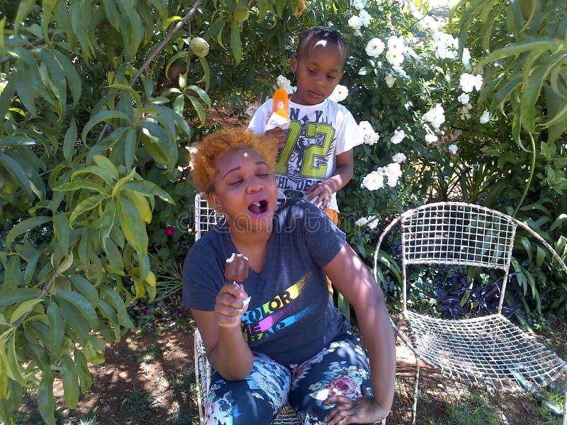 mommy fotografia stock libera da diritti