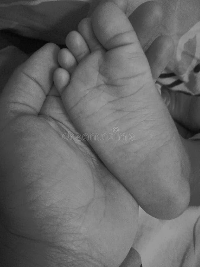 mon bébé luvly petit images libres de droits