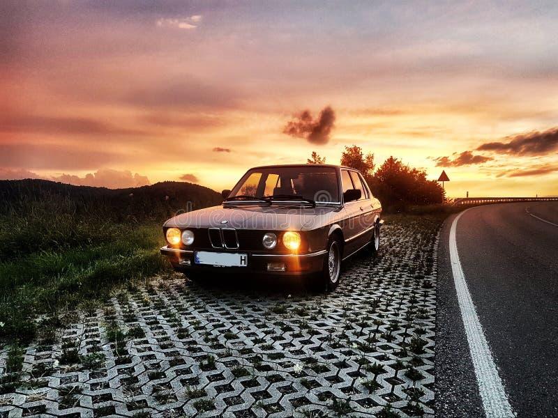 Mon BMW photographie stock