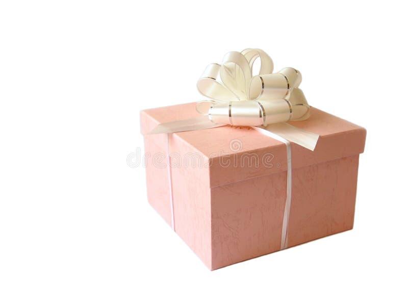 Mon cadeau. photographie stock