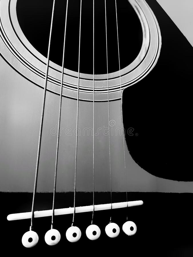Mon Guitarra image stock