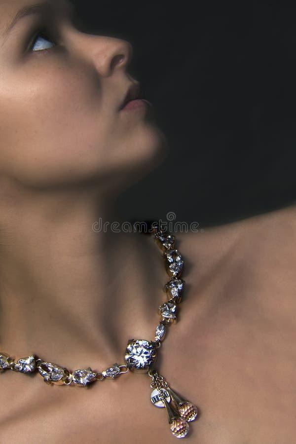 Mon neckbrace image stock