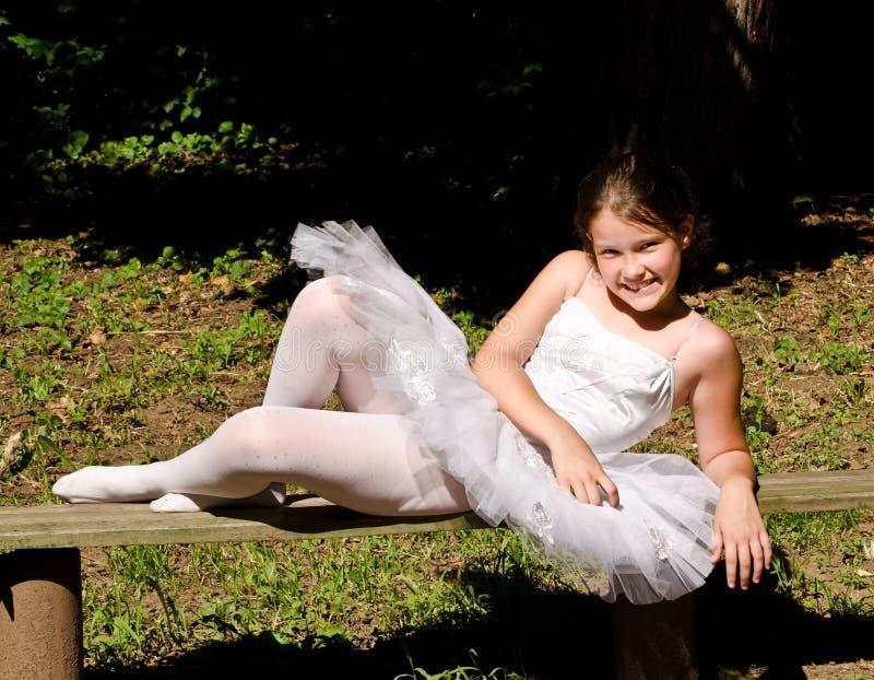 Mon passe-temps est le ballet 2 images libres de droits