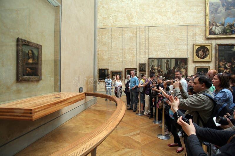 Mona Lisa royalty-vrije stock foto