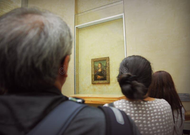 Mona Lisa obrazy stock