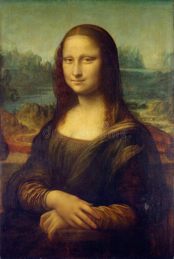 Mona Lisa Painting Free Public Domain Cc0 Image