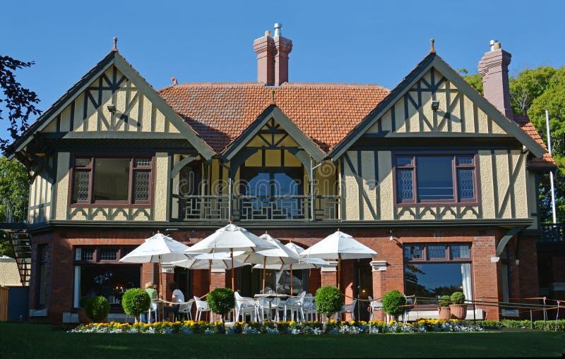 Mona Vale Historic Homestead Restored aan zijn Vroegere Glorie royalty-vrije stock fotografie