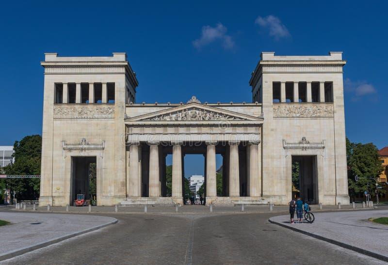 Monachium stary miasteczko, Unesco światowego dziedzictwa miejsce obrazy royalty free