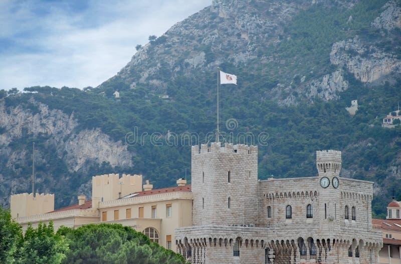 Monaco. royalty-vrije stock afbeelding