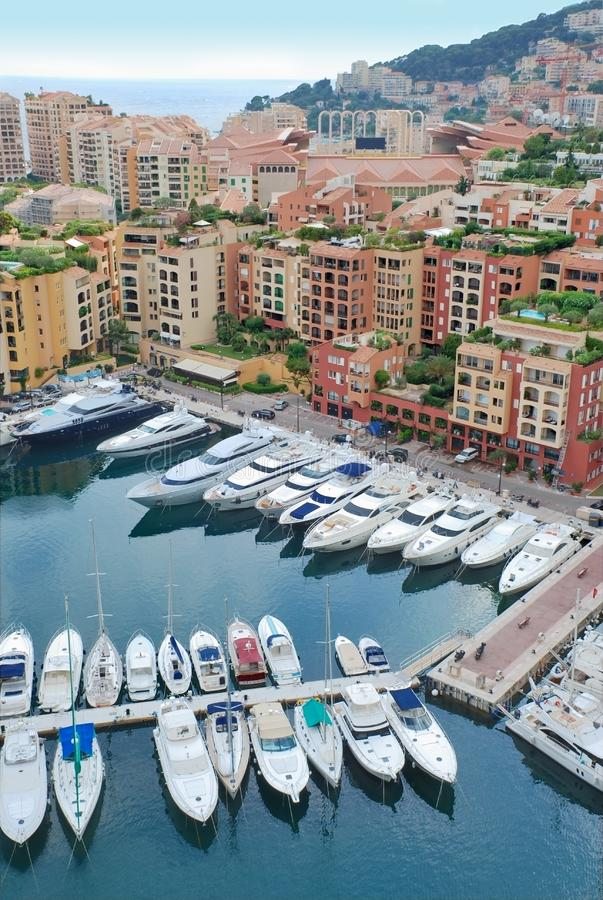 Download Monaco. stock image. Image of architecture, fontvieille - 16385641