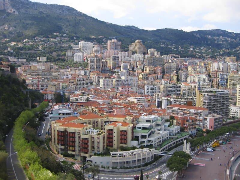 Download Monaco stock image. Image of coastline, shipyard, circuit - 18026041