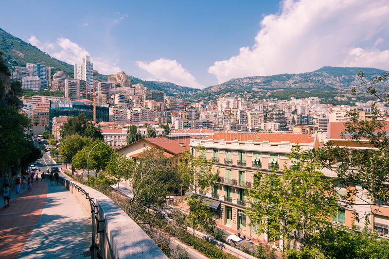 Download Monaco editorial photo. Image of houses, boat, noble - 26655876