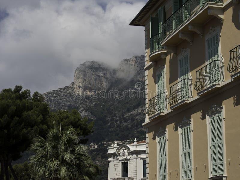 Download Monaco photo stock. Image du forteresse, côte, maison - 56482892