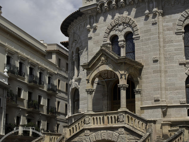Download Monaco image stock. Image du port, tour, église, hublot - 56486137