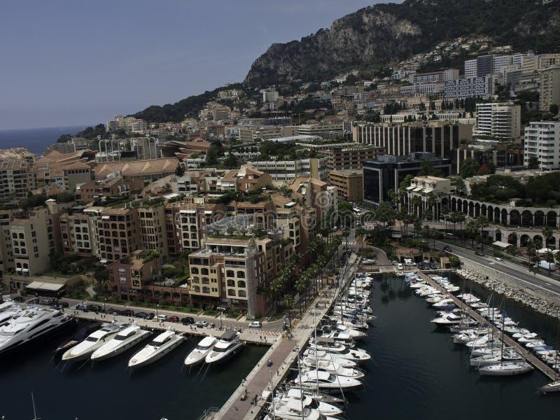 Download Monaco image stock éditorial. Image du bateau, côte, monaco - 56490259