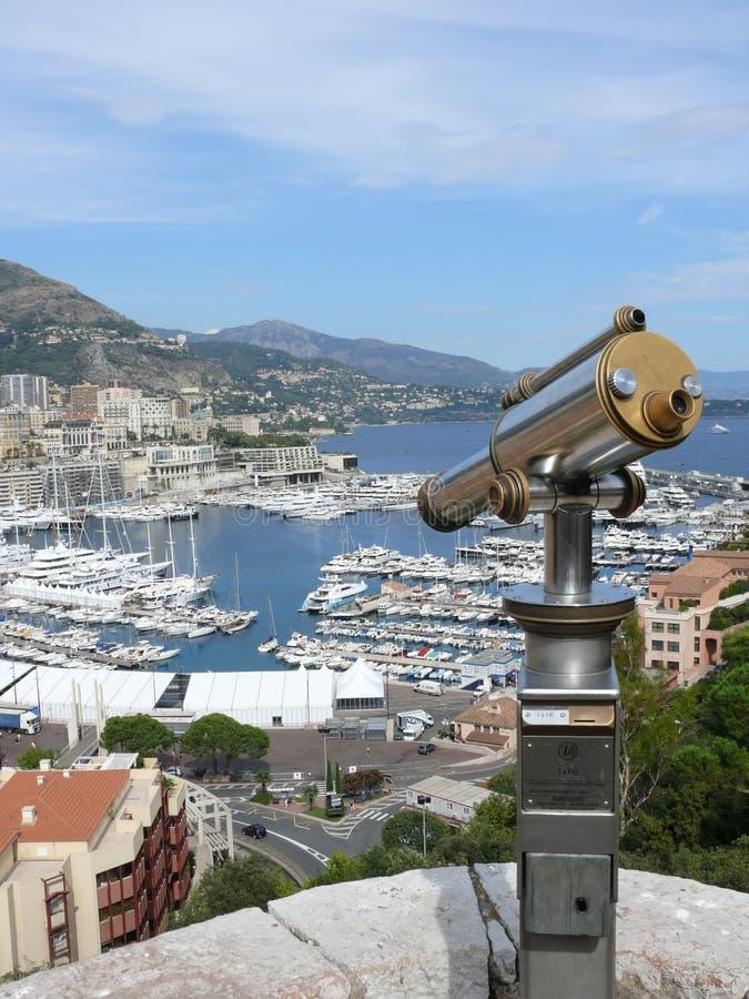 Download Monaco stock image. Image of monaco, place, fort, harbor - 6987791