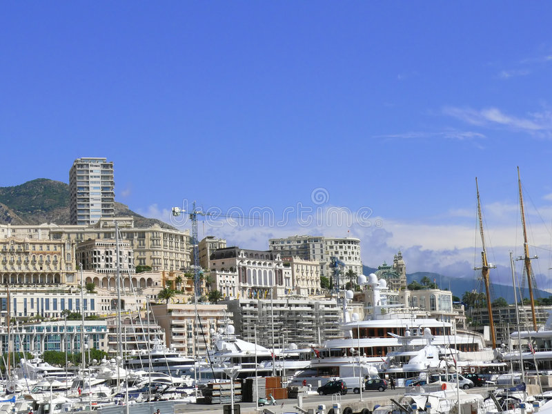 Download Monaco stock photo. Image of country, attraction, banking - 6987924