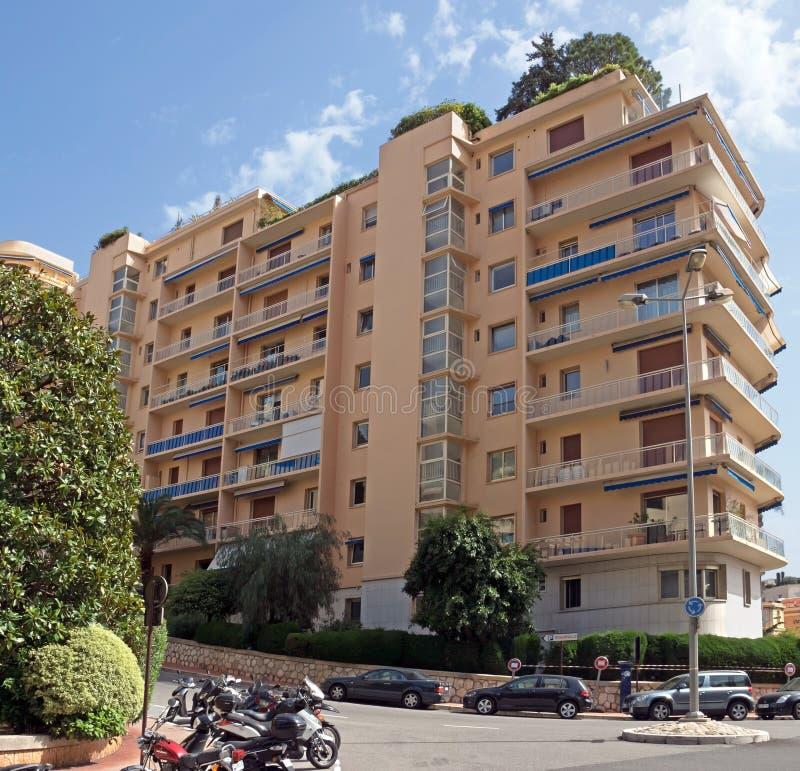 Monaco - Architecture of buildings