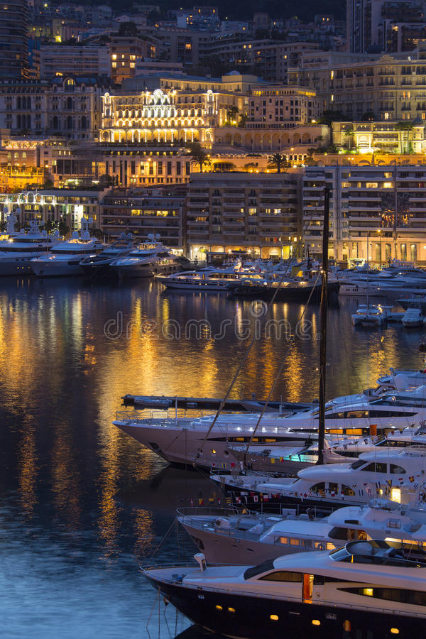 Monaco - French Riviera stock photo