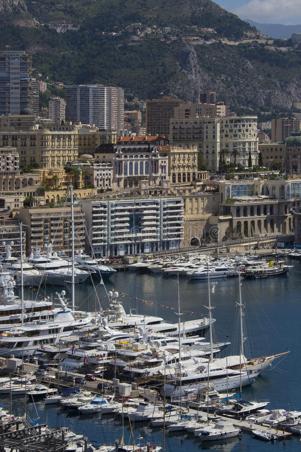 Monaco - French Riviera Stock Photos