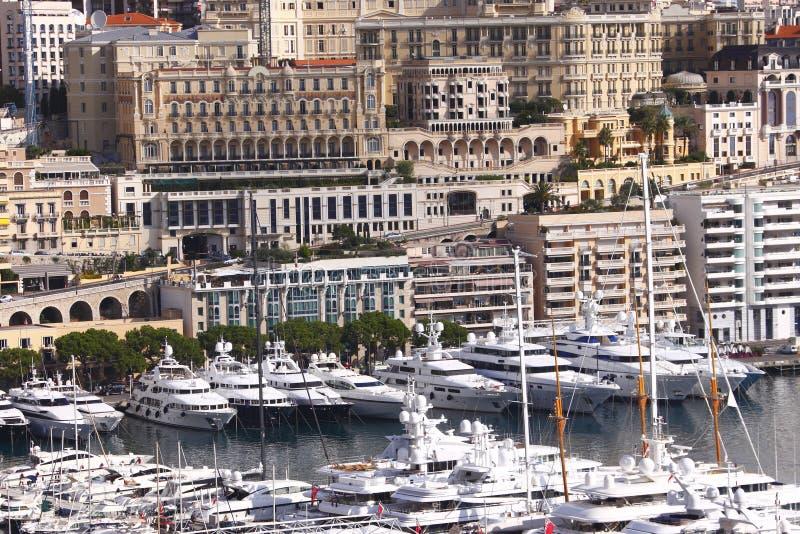 Monaco, Monte - Carlo imagens de stock royalty free