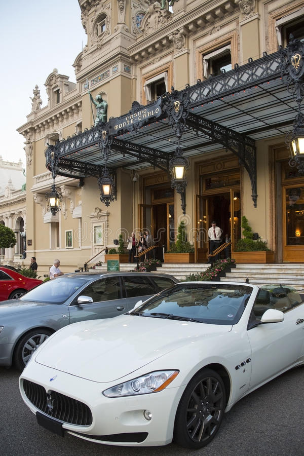 Download Monaco - Monte Carlo Casino Editorial Photography - Image: 26511537