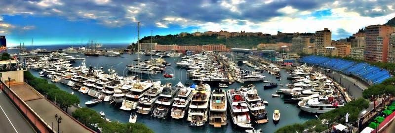 Monaco. Non- edited Monaco Grand prix 2015 royalty free stock image