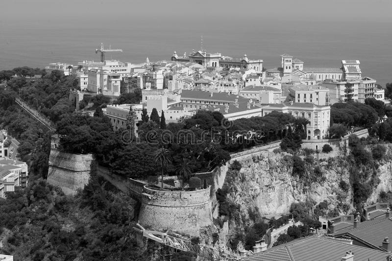 Download Monaco old city stock photo. Image of water, europe, landmark - 22948654