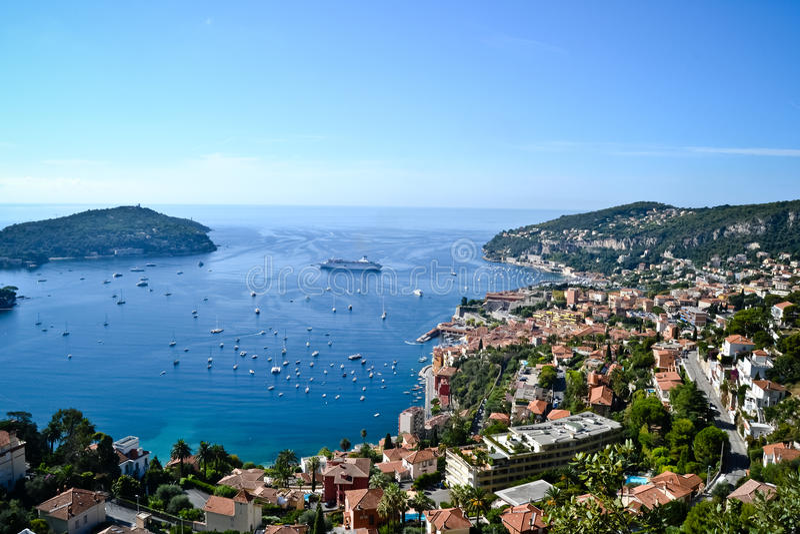 Monaco widok obrazy royalty free