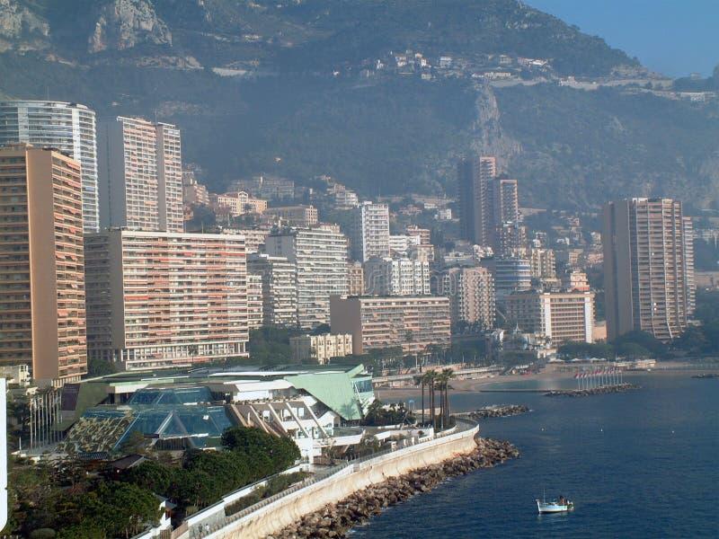 Monako fotografía de archivo