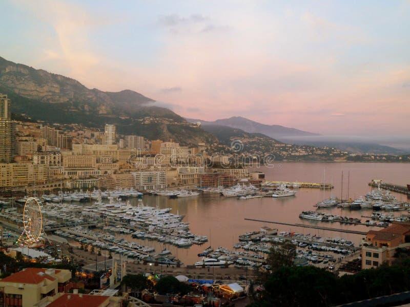 Monako royalty free stock images
