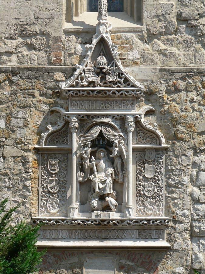 monarchiczna rzeźby zdjęcie royalty free