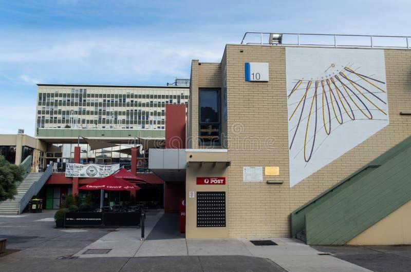 Monash uniwersytet w Melbourne zdjęcie royalty free