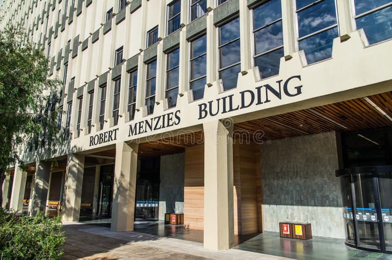 Monash uniwersytet w Melbourne fotografia stock